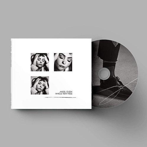 Angel Olsen - Whole New Mess CD Released 28/08/20