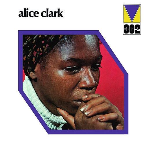 Alice Clark - Alice Clark LP Released 05/07/19