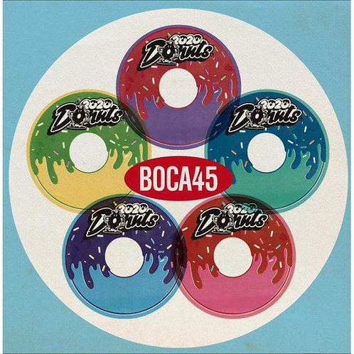 Boca 45 - 2020 Donuts LP Released 06/11/20