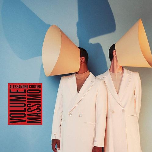 Alessandro Cortini - Volume Massimo LP Released 27/09/19