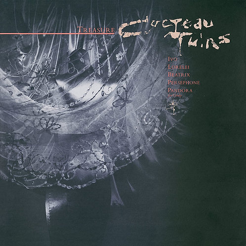 Cocteau Twins - Treasure LP
