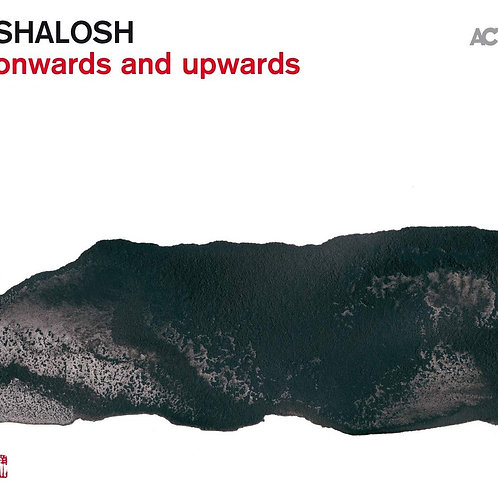 Shalosh - Onwards And Upwards LP Releases 28/06/19