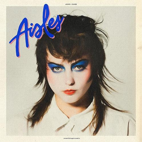 Angel Olsen - Aisles Vinyl EP Released 24/09/21