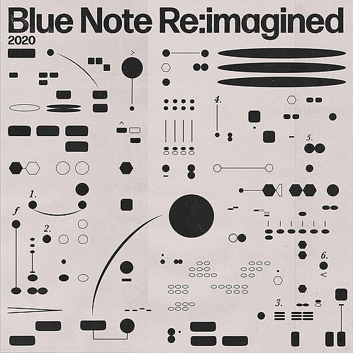Various Artists - Blue Note Re:imagined CD Released 16/10/20