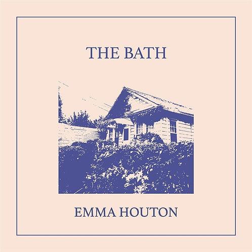 Emma Houton - The Bath Cream With Blue Twist Vinyl LP Released 21/05/21
