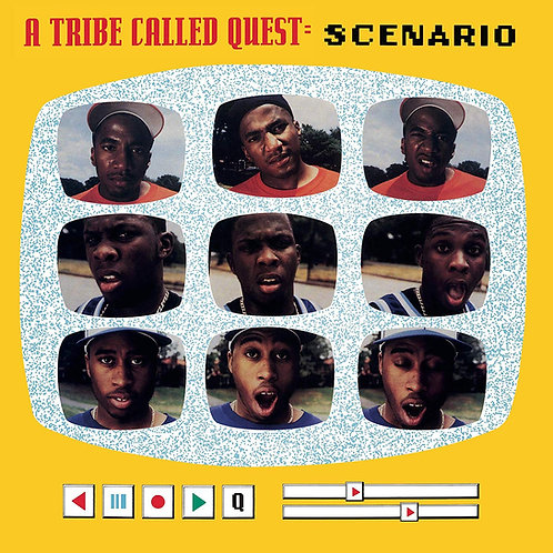 "A Tribe Called Quest - Scenario 7"" Single Released 05/07/19"