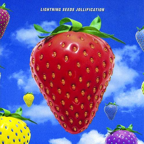 Lightning Seeds - Jollification LP Released 06/09/19