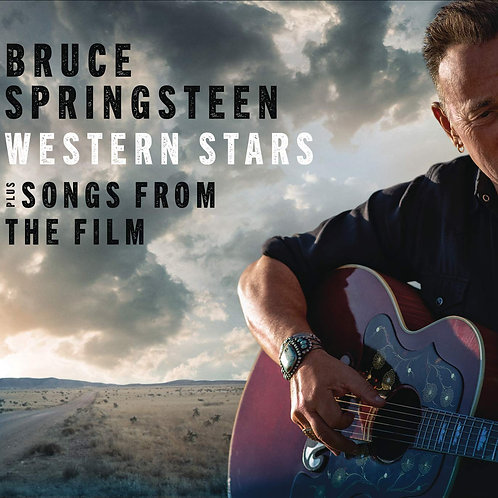 Bruce Springsteen - Western Stars - Songs From The Film CD Released 25/10/19