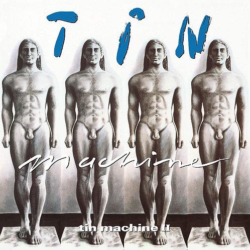Tin Machine - Tin Machine II LP Released 31/07/20
