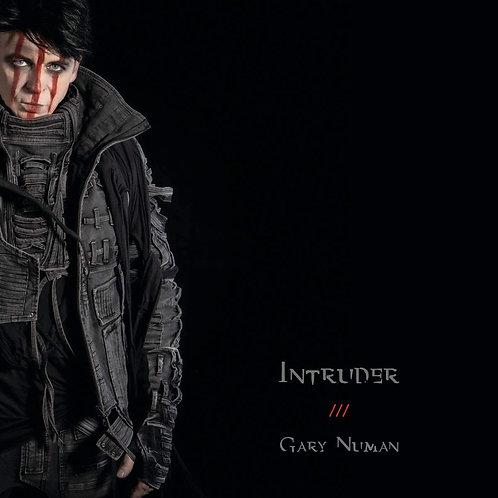 Gary Numan - Intruder Deluxe CD Released 21/05/21