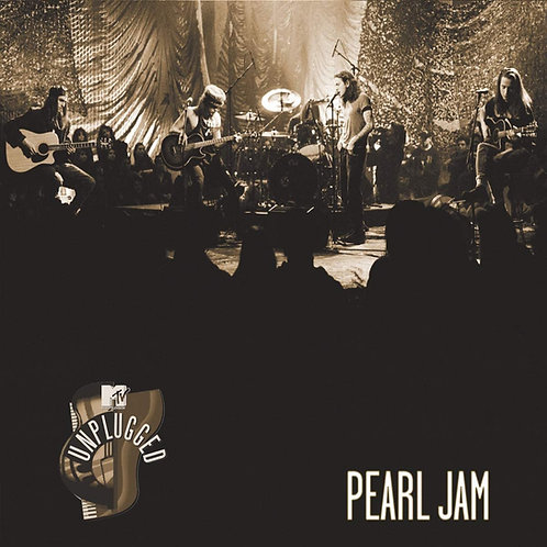 Pearl Jam - MTV Unplugged CD Released 23/10/20
