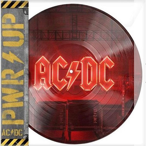 AC/DC - Power Up Picture Disc LP Released 13/11/20