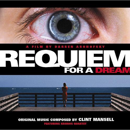Clint Mansell & Kronos Quartet - Requiem For A Dream LP Released 04/12/20