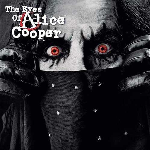 Alice Cooper - The Eyes Of Alice Cooper LP Released 18/09/20