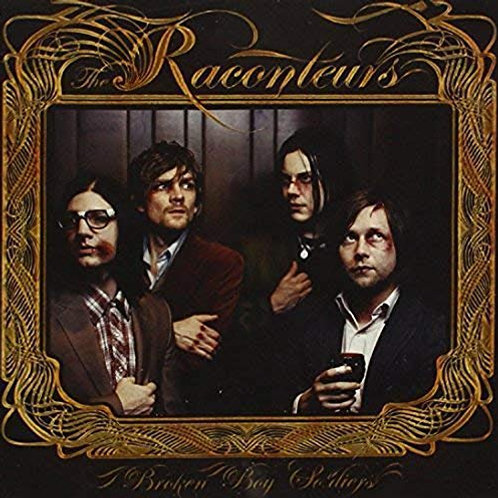 The Raconteurs - Broken Boy Soldiers LP Released 15/11/19
