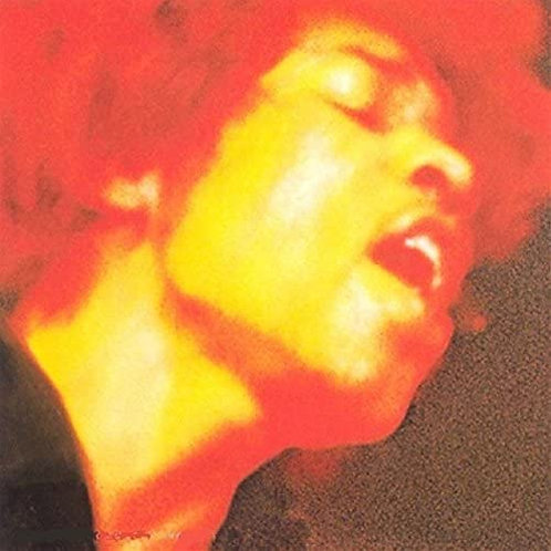 The Jimi Hendrix Experience - Electric Ladyland LP