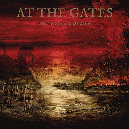 At The Gates - The Nightmare Of Being LP Released 02/07/21
