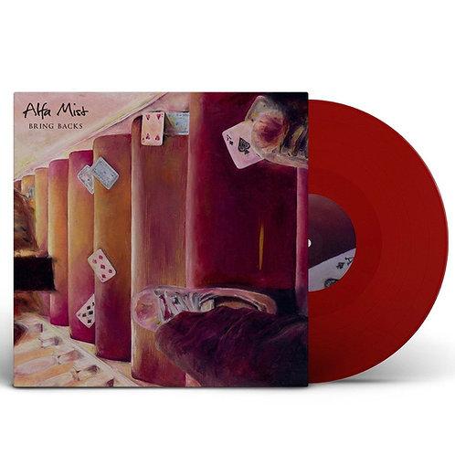 Alfa Mist - Bring Backs - Red Vinyl LP