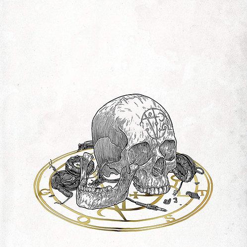 GosT - Skull 2019 LP Released 20/09/19