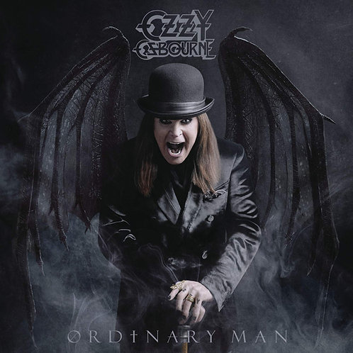 Ozzy Osbourne - Ordinary Man LP Released 21/02/20