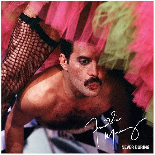 Freddie Mercury - Never Boring LP Released 11/10/19
