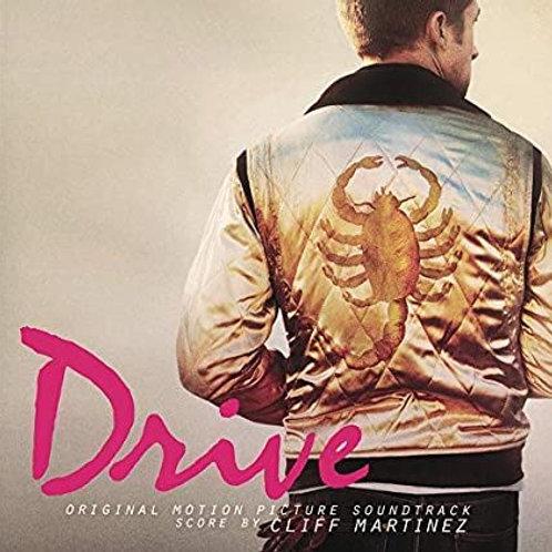 Cliff Martinez - Drive (Original Soundtrack) - Vinyl LP Released 08/10/21