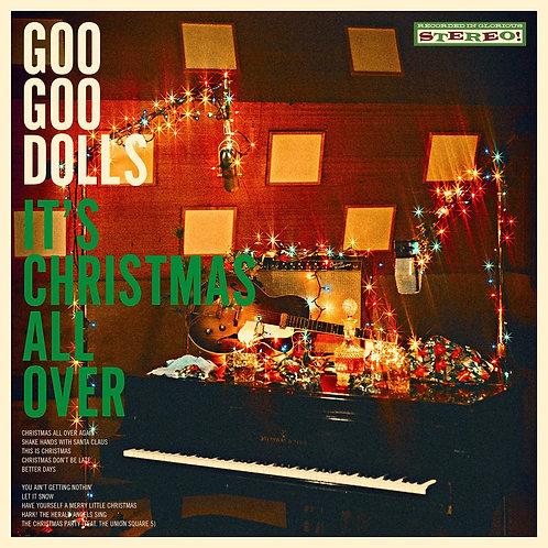 Goo Goo Dolls - It's Christmas All Over LP Released 06/11/20