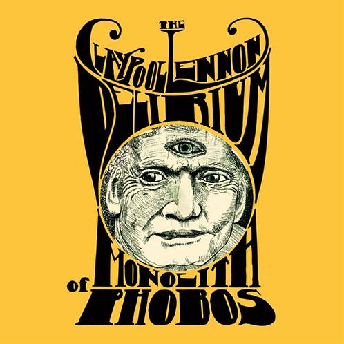 The Claypool Lennon Delirium - Monolith Of Phobos LP #LRS