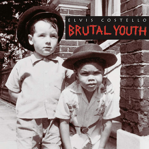 Elvis Costello - Brutal Youth LP Released 31/07/20