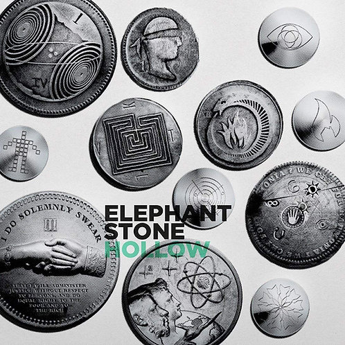 Elephant Stone - Hollow CD Released 14/02/20