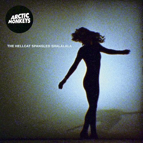 "Arctic Monkeys - The Hellcat Spangled Shalalala 7"" Single Released 09/08/19"