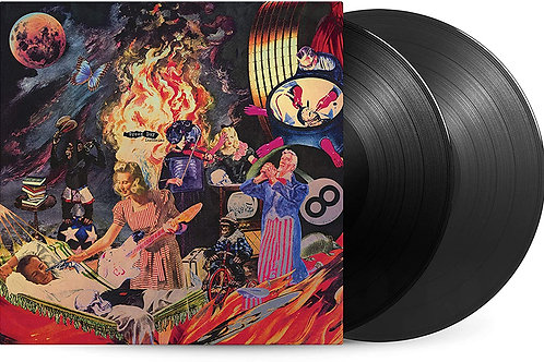 Green Day - Insomniac - 25th Anniversary Edition LP Released 19/03/21