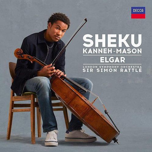 Sheku Kanneh-Mason - Elgar CD Released 10/01/20