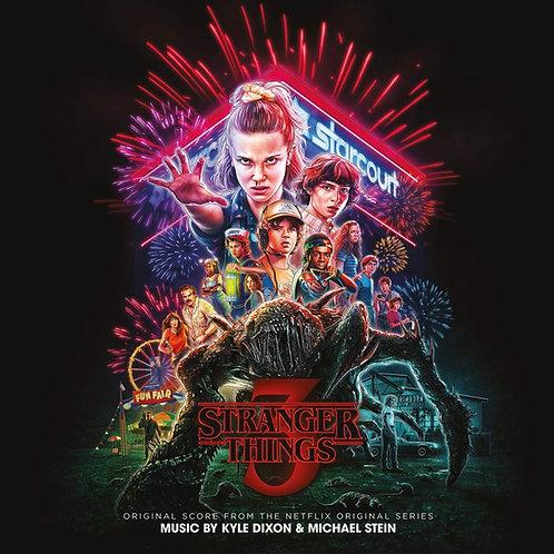 Kyle Dixon/Michael Stein - Stranger Things 3 Original Score LP Released 20/09/19