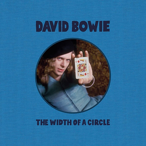 David Bowie - The Width Of A Circle - Double CD Released 28/05/21