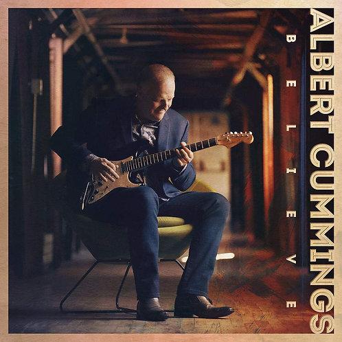 Albert Cummings - Believe LP Released 14/02/20