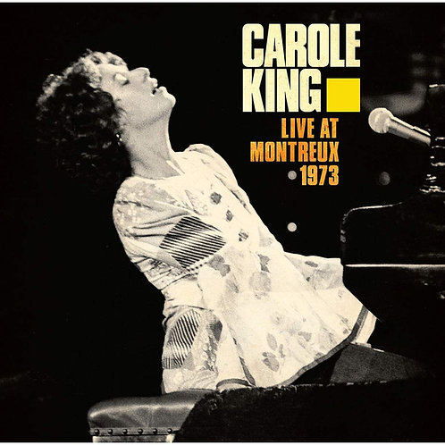 Carole King - Live At Montreux 1973 LP Released 14/06/19
