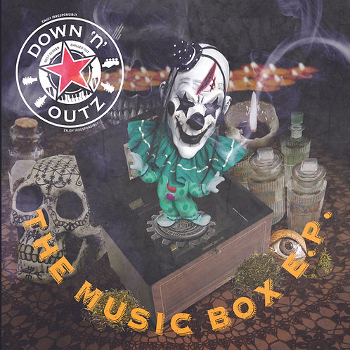 Down 'N' Outz - The Music Box EP