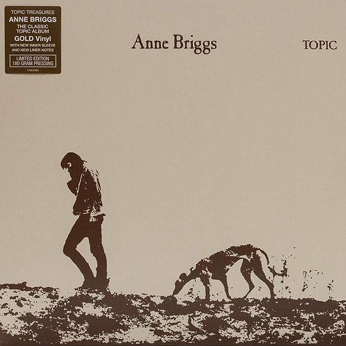 Anne Briggs - Anne Briggs LP Released 06/12/19