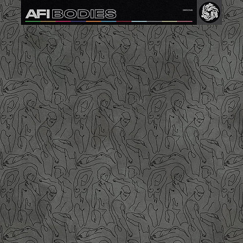 AFI - Bodies CD Released 11/06/21