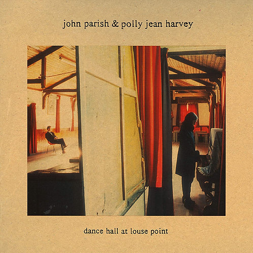 PJ Harvey & John Parish - Dance Hall At Louse Point LP Released 13/11/20