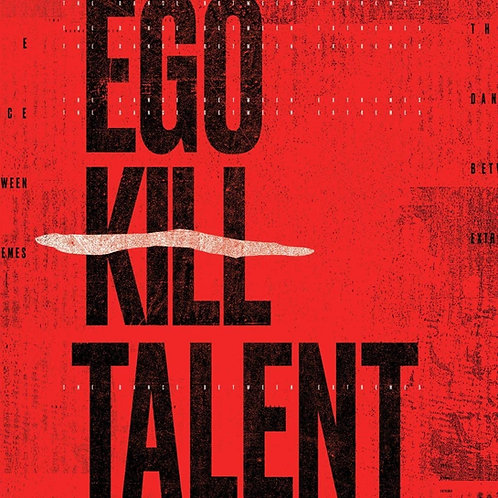 Ego Kill Talent - The Dance Between Extremes - Red Vinyl LP Released 30/04/21