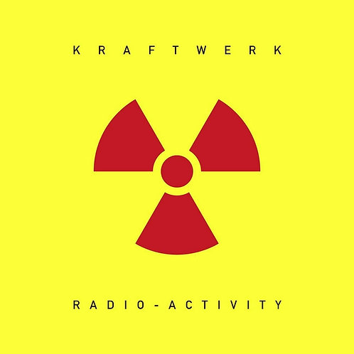 Kraftwerk - Radio Activity LP