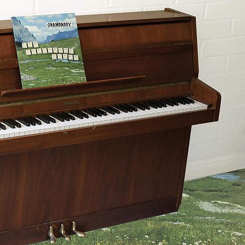 Grandaddy - The Sophtware Slump... On A Wooden Piano LP Released 19/02/21
