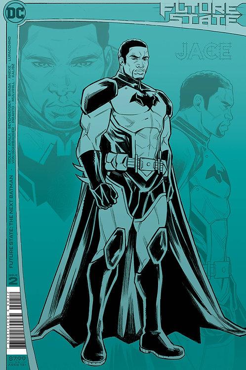 FUTURE STATE NEXT BATMAN#2. 2ndP.