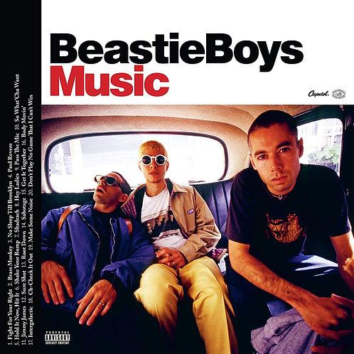 Beastie Boys - Beastie Boys Music CD Released 23/10/20