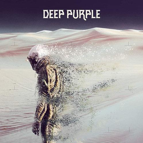 Deep Purple - Whoosh! CD Released 07/08/20