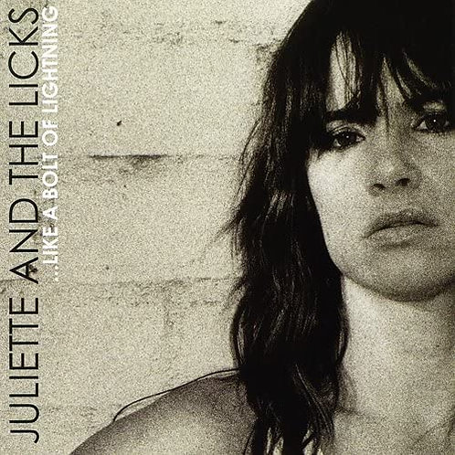Juliette And The Licks - Like A Bolt Of Lightning Hassle Records 15th Ann. LP