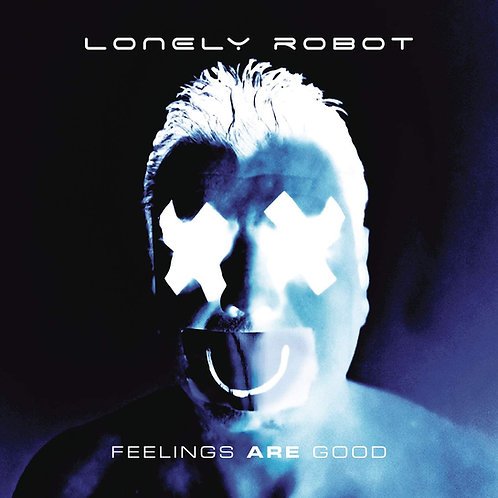 Lonely Robot - Feelings Are Good LP Released 17/07/20