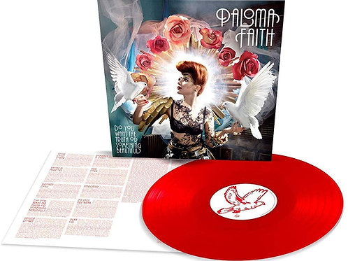 Paloma Faith -Do You Want The Truth Or Something Beautiful? LP Released 29/11/19